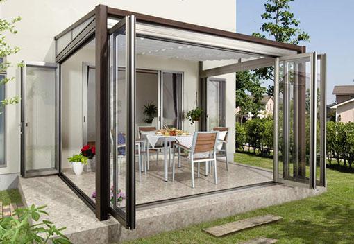 家の外のリフォーム テラス・サンルーム | 株式会社アイリスプラザ